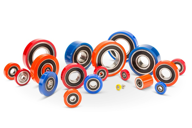 Polyurethane Coated Bearing