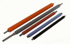 Silicone Coated Roller